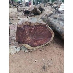Rose Wood Log