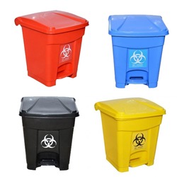 Bio Medical Waste Bins 15 Ltrs