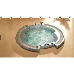 2100 x 1950 x 760 mm Bath Tub