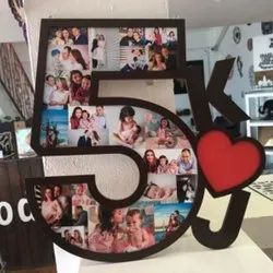 Myphotoprint Date Multi Photo Frame Collage 15 Photo Corporate Gifts/Promotional Gifts