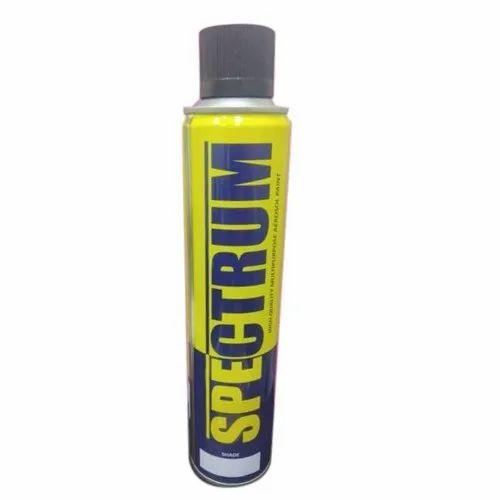 Spray Paint - Spectrum Aerosol Glossy Black Spray Paint