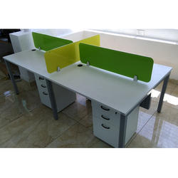 Open Office Furniture Modern Office Table Authorized Retail Dealer