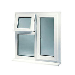 Aluminum Channel Window
