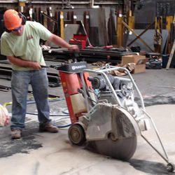 RCC Diamond Cutting Contractor