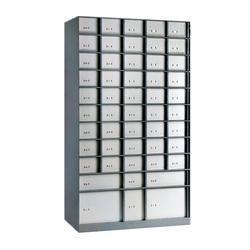 Safe Deposit Locker Cabinet