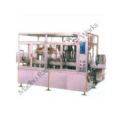 Fully Automatic Soda Water Rotary Machine