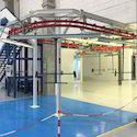 Storage Industrial Overhead Conveyor