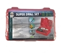 Super Drill Set W/Adaptor