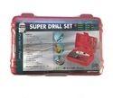 Pro'SKit Super Drill Set W/Adaptor230V AC 50Hz