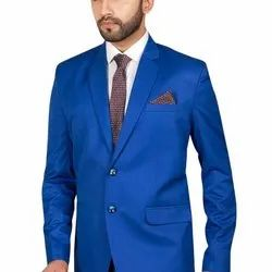 Business,Office Blue FORMAL SUIT FOR MEN, Size: 34 TO 46