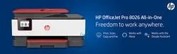 HP OfficeJet Pro 8026 AiO Printer