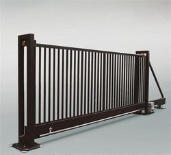 Mild Steel Cantilever Sliding Gates