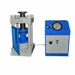 Cube Testing Machine Calibration Service