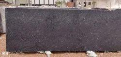 Leather Finish Majestic Black Granite