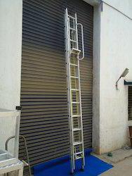 Self Support Extension Aluminium  Ladder