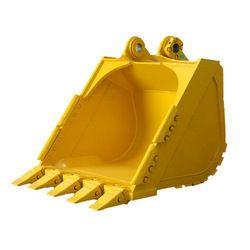 Excavator Bucket Lip Plates