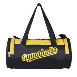 Custom Printed Duffel Bag