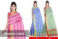 Khadi Cotton Silk saree