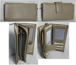 Leather Regular LW02 Ladies Wallet