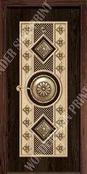 Decorative Door Print