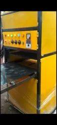 Semi Automatic  Scrubber Packing Machine