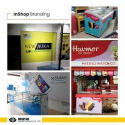 Printing & Application Eco Solvent Inshop Branding