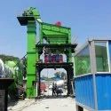 120 TPH Asphalt Hot Mix Plant