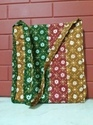 Handled Cotton Carry Bags, For Shopping, Size/dimension: 14 By 12