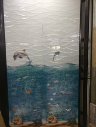 Italake Dolphin Wall Tiles