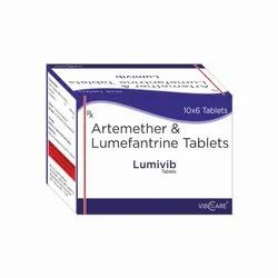 Arteemether Lumefantrine
