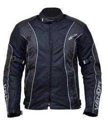 All Sizes Black Venom Asphalt All Weather Motorcycle Riding Jacket