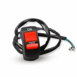 Motorcycle Headlight Kill Switch