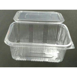 Pet hing Container 500 ml