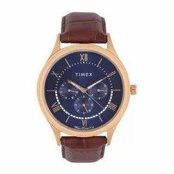 Round Analog Timex Mens Wrist Watch