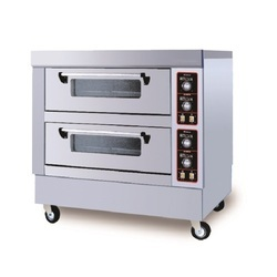 Electric Double Deck Baking Oven