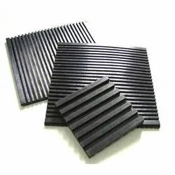 Square Rubber Pads