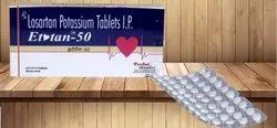Losartan 50 Mg Tablet