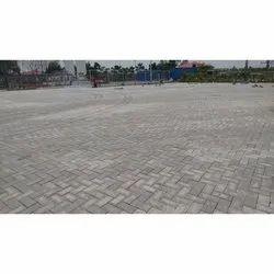 Concrete Block Paving Service