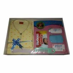 Casual Wear Fancy Kids Cotton Yellow Baba Suit