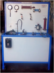 Oil Hydraulic Circuit Trainer Kit, 10 Kg, Model Name/Number: Ste Hy 001