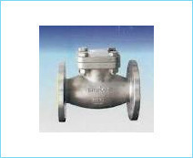 Non Return Valve Flange End