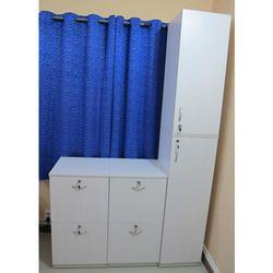 4 Drawer Storage Cabinet
