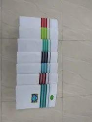 4 Mulam Cotton Dhotis