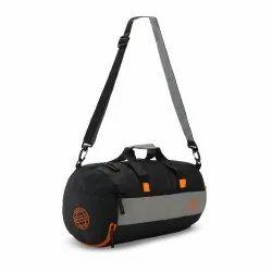 Harissons Polyester Trinity Gym Duffle Bag