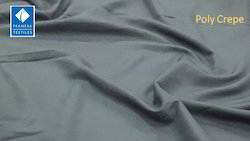 Poly Crepe Fabric