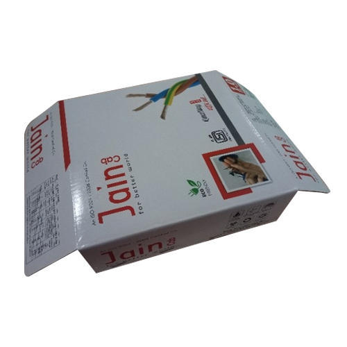 Paper Wire Packaging Boxes