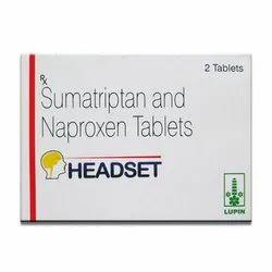 Sumatriptan Naproxen Tablets