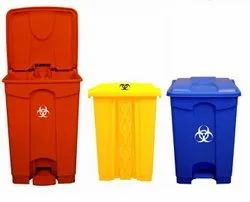 Bio Medical Waste Bin 60L
