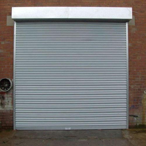Steel Rolling Shutter At Rs 140 Square Feet Steel