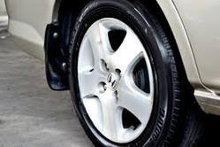 Car Tyre Polishing Service